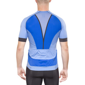 GORE BIKE WEAR ALP-X PRO Lyhythihainen Jersey Miehet, blizzard blue/brilliant blue